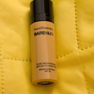 Bareskin Brightening Serum Foundation Bare Nude